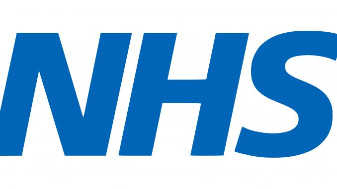 Logo of the NHS