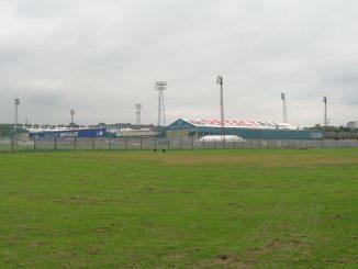 Oldham Athletic Ground