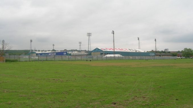 Oldham Athletic Ground