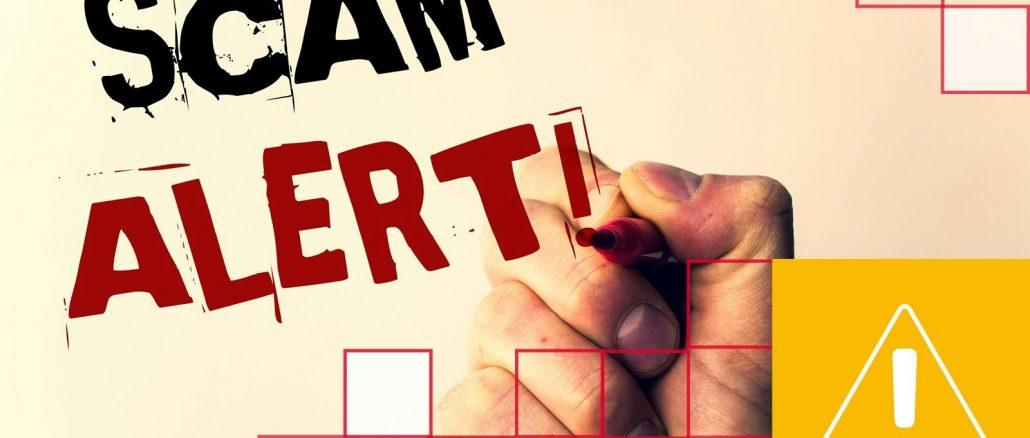 Scam Alert - bogus officials in Preston