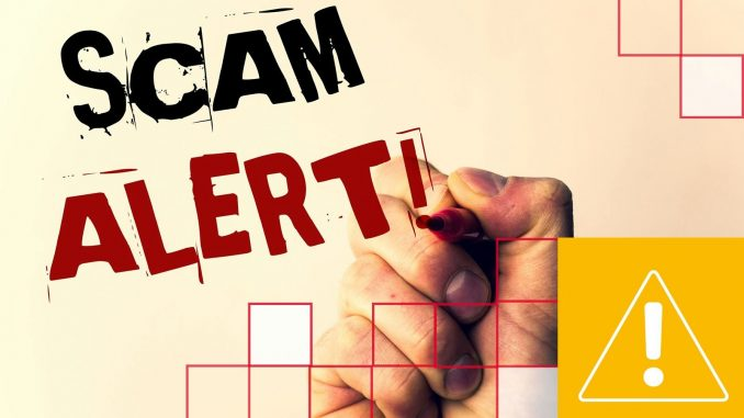 Scam Alert - bogus officials in Preston