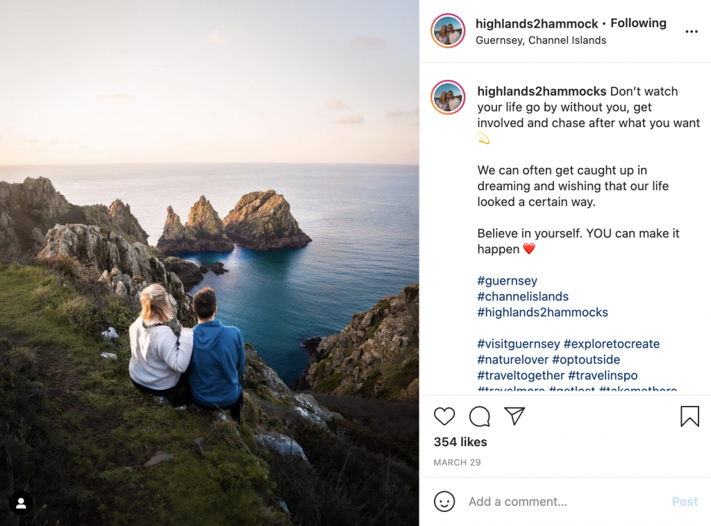Travel Influencers in Guernsey